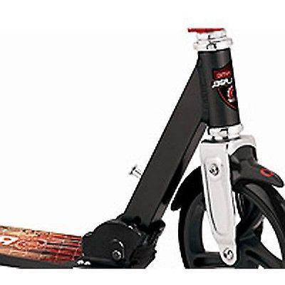 Razor A5 Extra Large Wheels Lightweight Black