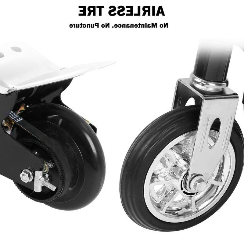 Adjustable Scooter Ultra-Lightweight Foldable City Commuter
