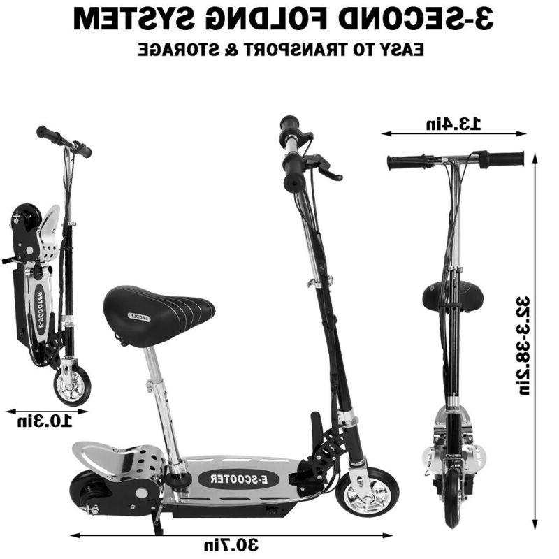 Adjustable Electric Scooter Foldable Commuter