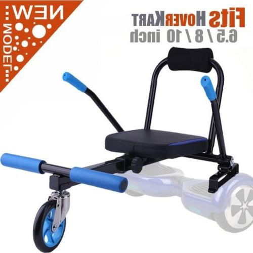 "Adjustable Cart Holder 6.5"" 8""10"" Self Balance Scooter HE"