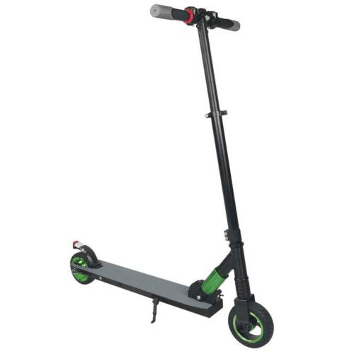 adult folding electric scooter 250w adjustable portable
