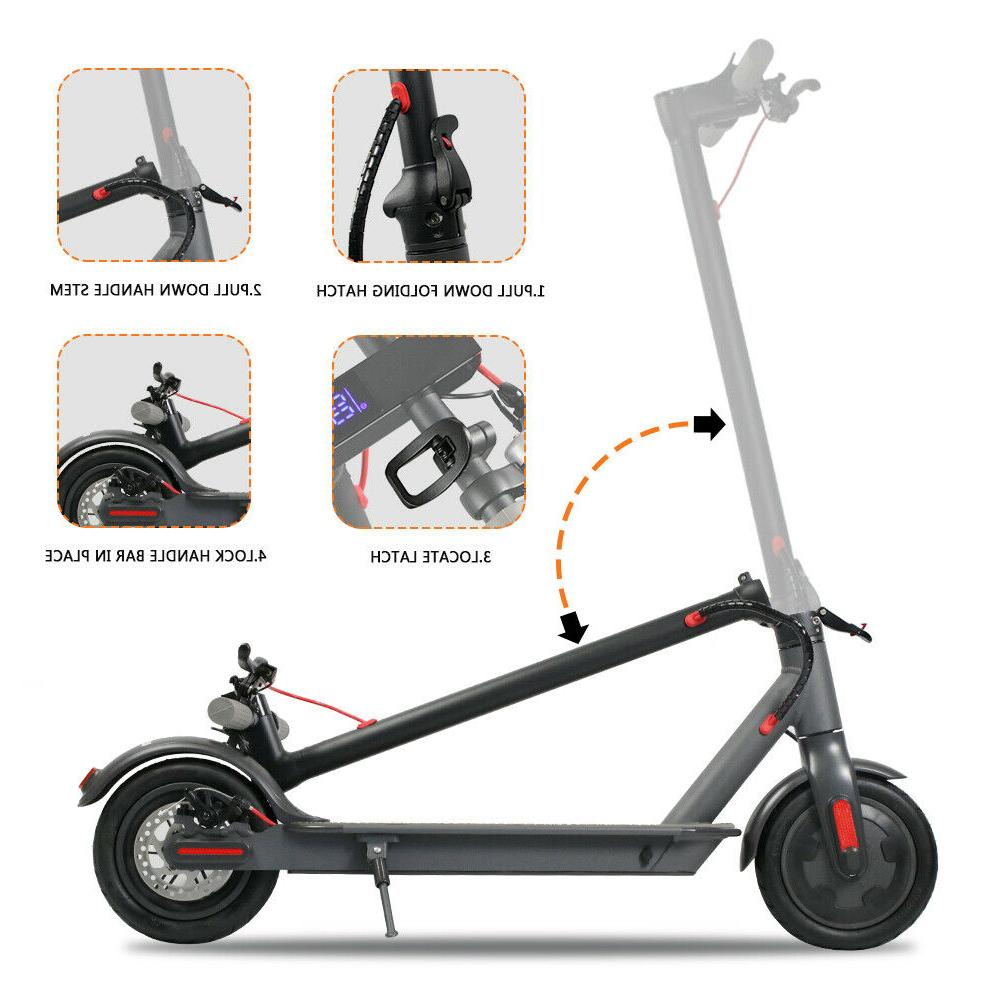 Electric Adults,Portable E-Scooter Motor Speed