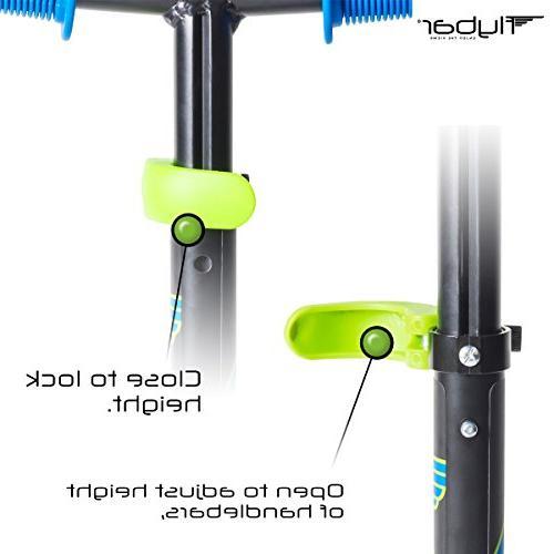 Flybar Aero Scooter Design Up Adjustable Handles