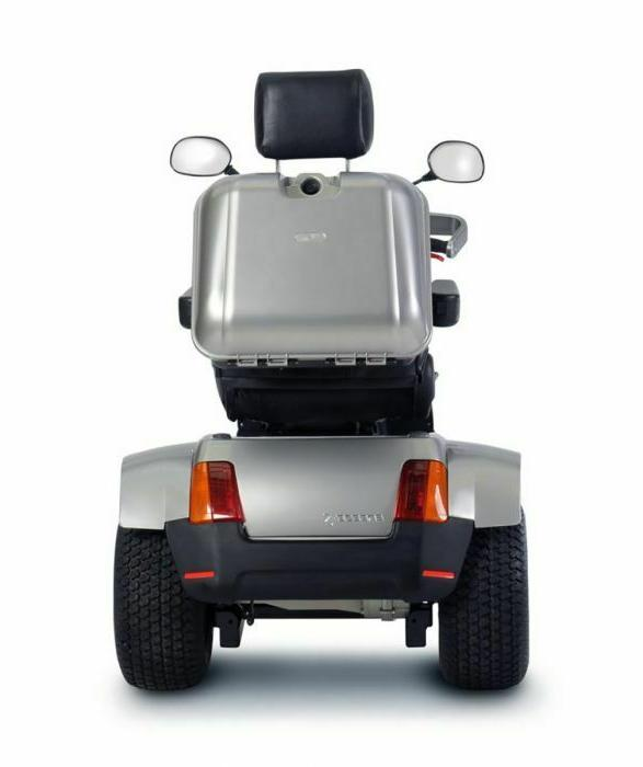 Afikim HD 3 Wheel Electric Mobility