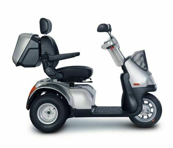 Afikim 3 Wheel Power Mobility
