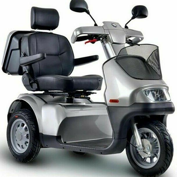 afikim breeze s3 hd 3 wheel power