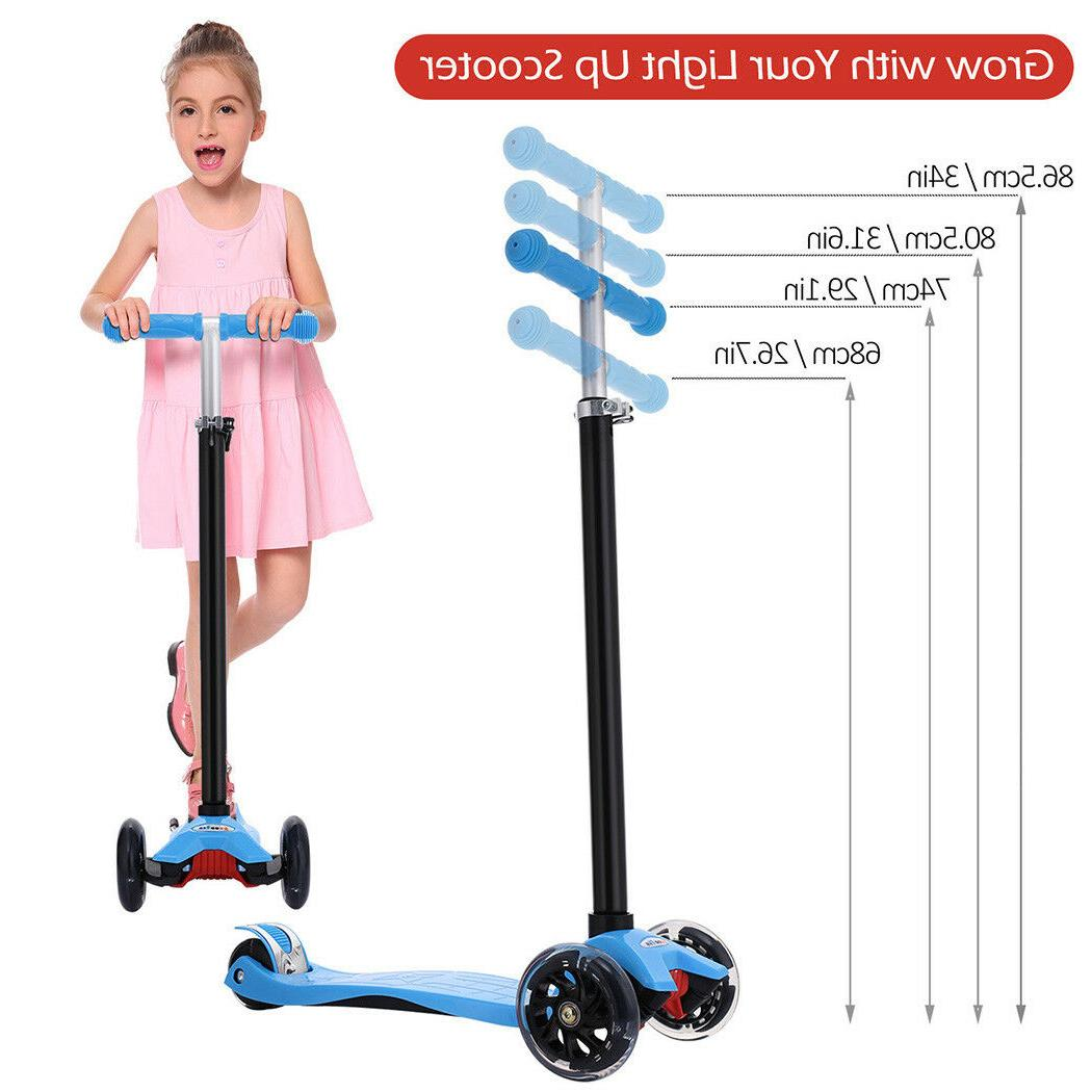 Age 3-12 Wheel