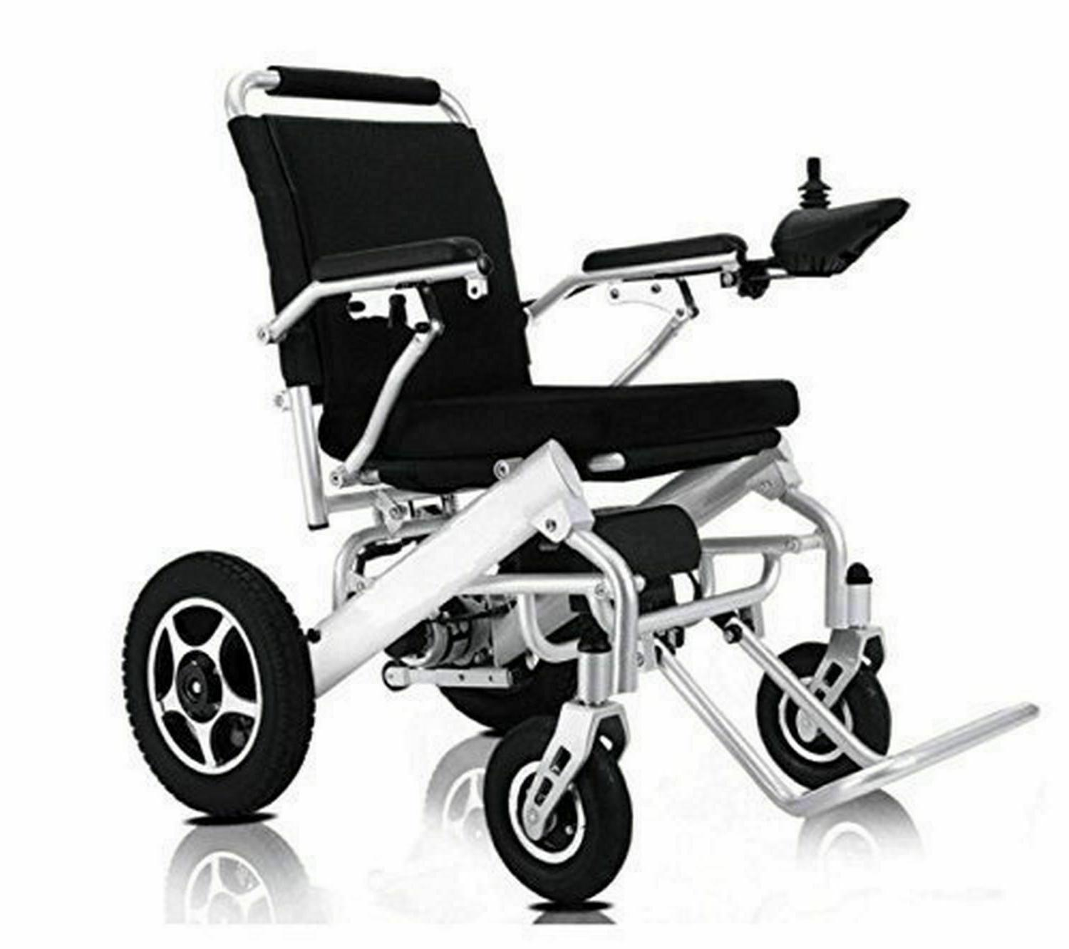 Air Fold Electric Wheelchair Power Scooter