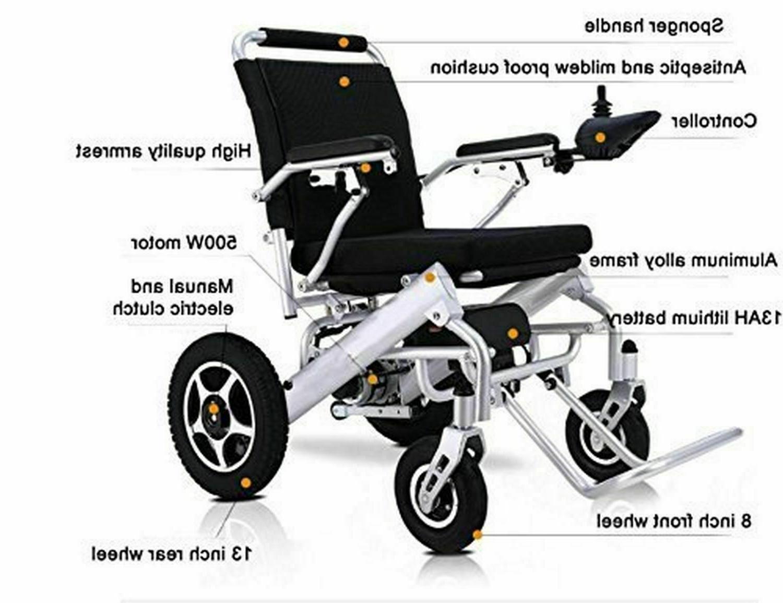 Air Lightweight Electric Power Power Scooter
