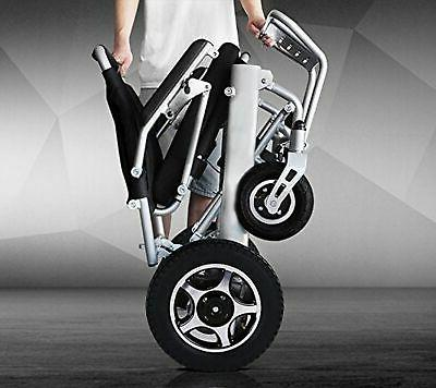 FOLD Wheelchair Wheel Lightweight