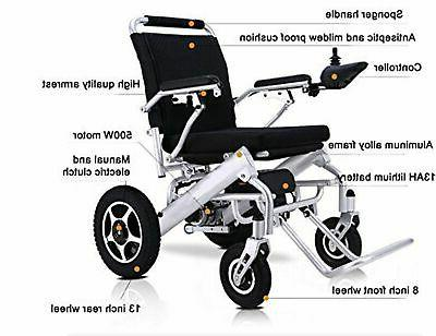 Wheelchair Power Wheel Lightweight