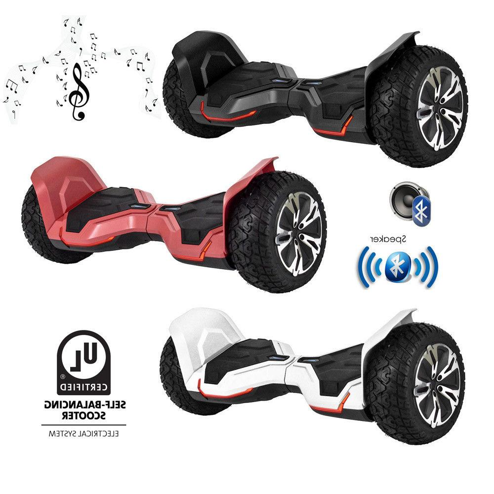 All Terrain Self Scooter