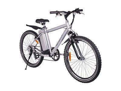 alpine trails elite electric mountain bike aluminum