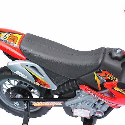 Aosom 6V Kids Ride-On Bike Battery Red