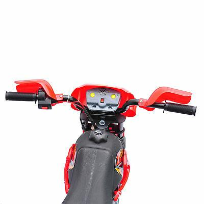 6V Electric Kids Ride-On Motorcycle Powered Bike Battery