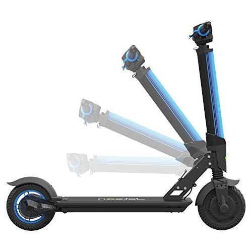 Jetson Beam Folding Scooter Bright Led Stem Display, Carry,