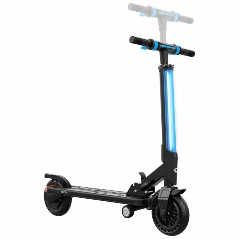 Jetson Folding Scooter with LED Stem Light and Display,