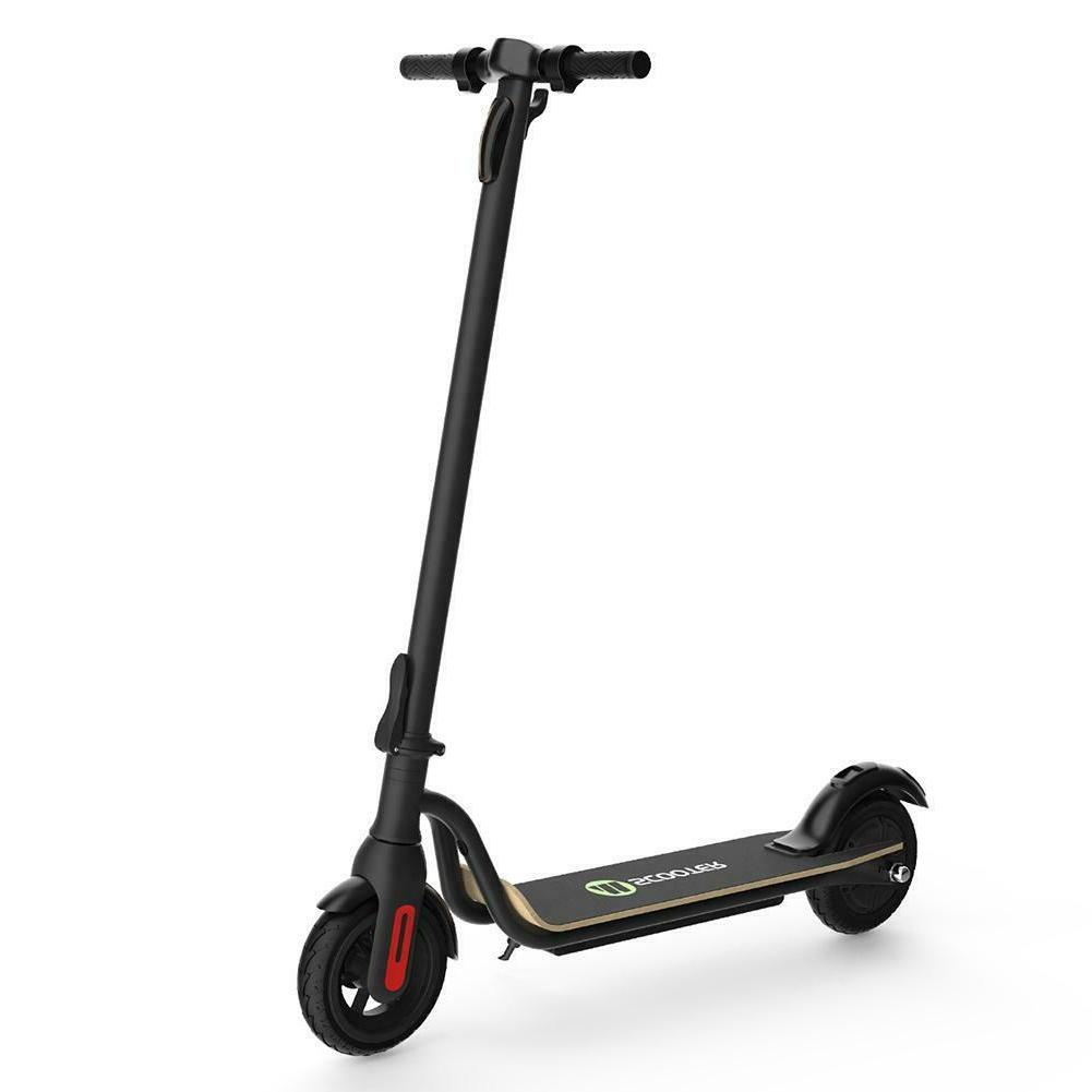 Black Electric Bicycle Electric Adults Kick