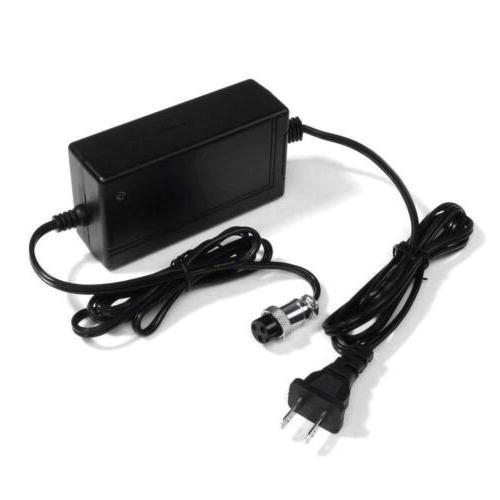 Black Electric 24V2A AC Adapter Fast Charger for Series
