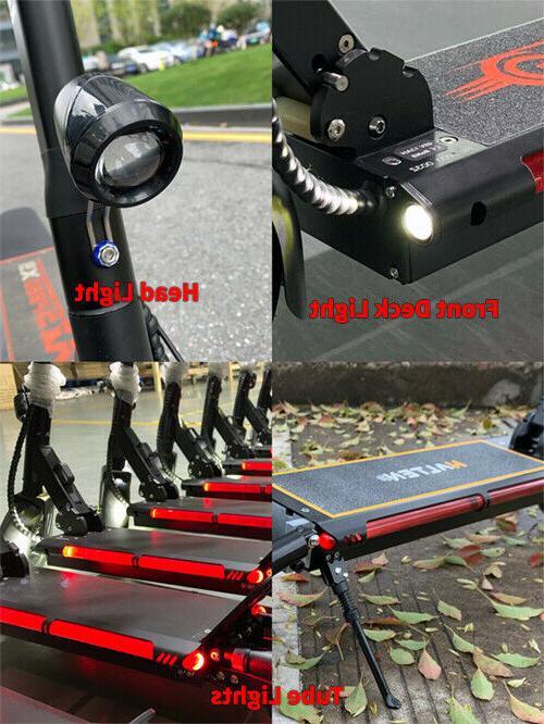 Blaze watt Lithium Scooter. Super lightweight.