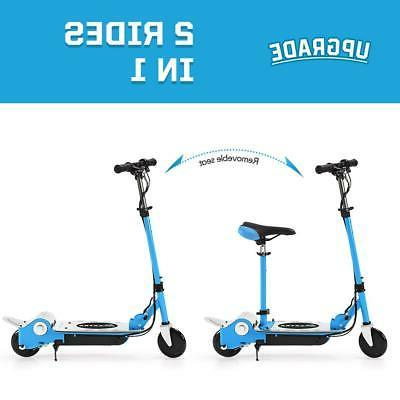 Maxtra Motorized Electric Powered Scooter Kids E-Scooter Com
