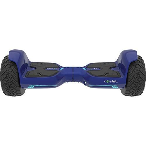 Jetson Blue V6 XL Hoverboard All Terrain Smart
