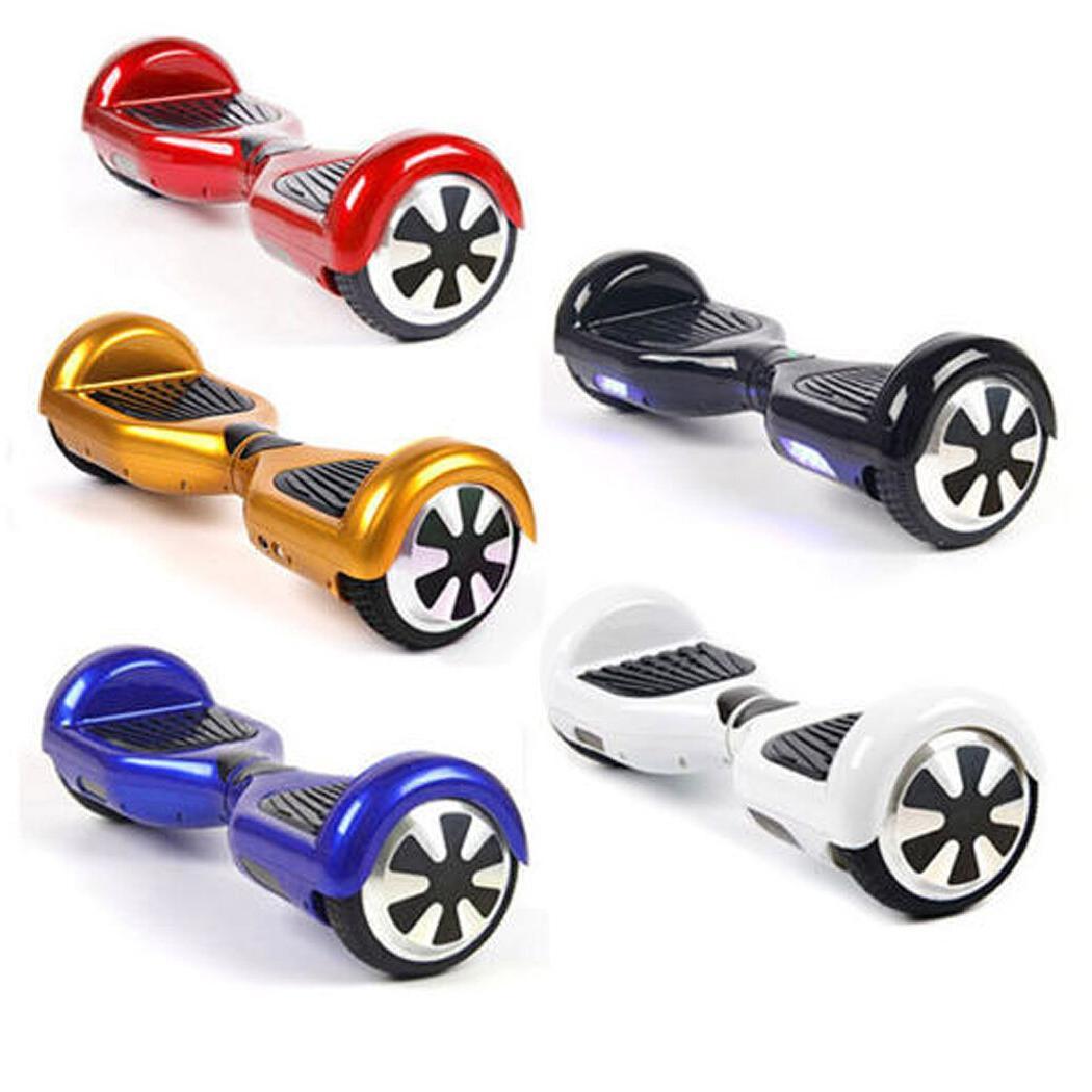 Bluetooth Hoverboard Flash Wheel Self Electric UL List@