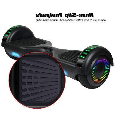 Bluetooth Hoverboard LED Scooter Balance Scooter Hoverboard