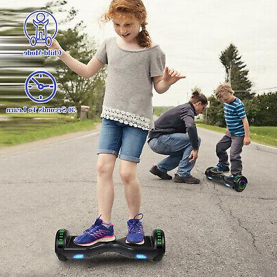 Bluetooth Hoverboard LED Electric Scooter Scooter Hoverboard