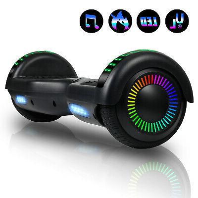 Bluetooth Hoverboard LED Scooter Hoverboard