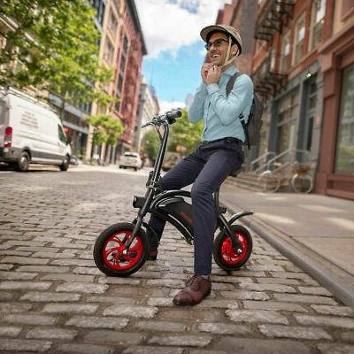 bolt folding electric scooter concealed rechargeable battery