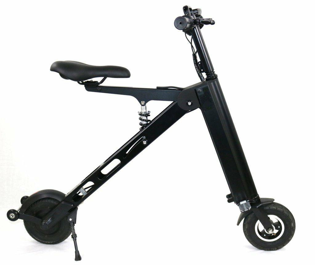 brand new folding electric bike scooter lithium