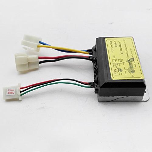 CHI YUAN 12V Brush Motor for Electric