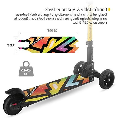 Swagtron Electric Folding with Max Speed