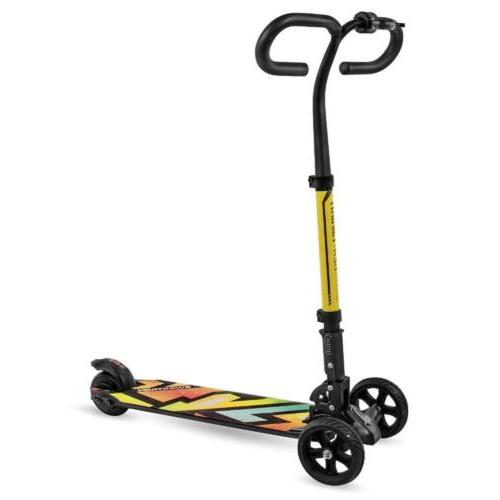 cali drift three wheel electric scooter folding