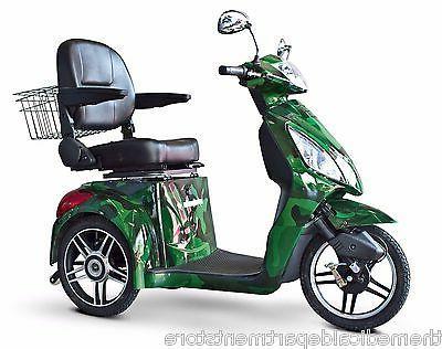 eWheels Camo Green 3 lb