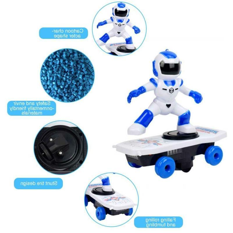Children's light scooter toys