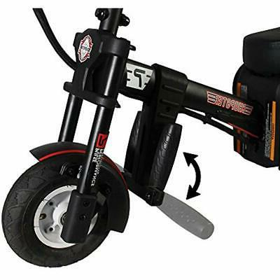 """Chopster E-Motorcycle, """" Outdoors"""