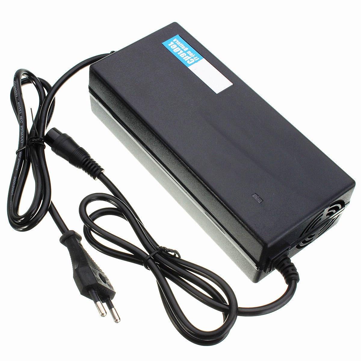 CLAITE 67.2V2A 67.2V 2A Li-ion <font><b>Battery</b></font> <font><b>Electric</b></font> Unicycle Smart <font><b>Battery</b></font> <font><b>Charger</b></font> Power