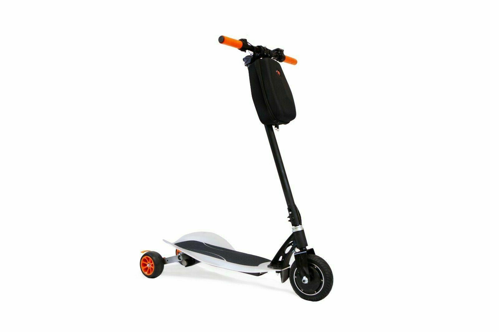 Balance 350w Foldable Electric Scooter Storage