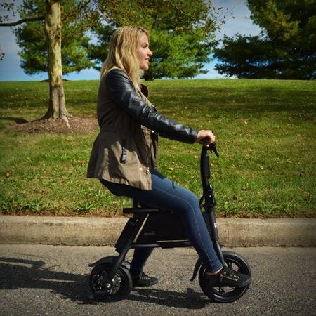 Hover-Way Collapsible Electric Scooter 12 Range