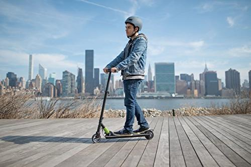 Jetson Scooter Status Indicator, Ultra Frame Makes It for Adults &