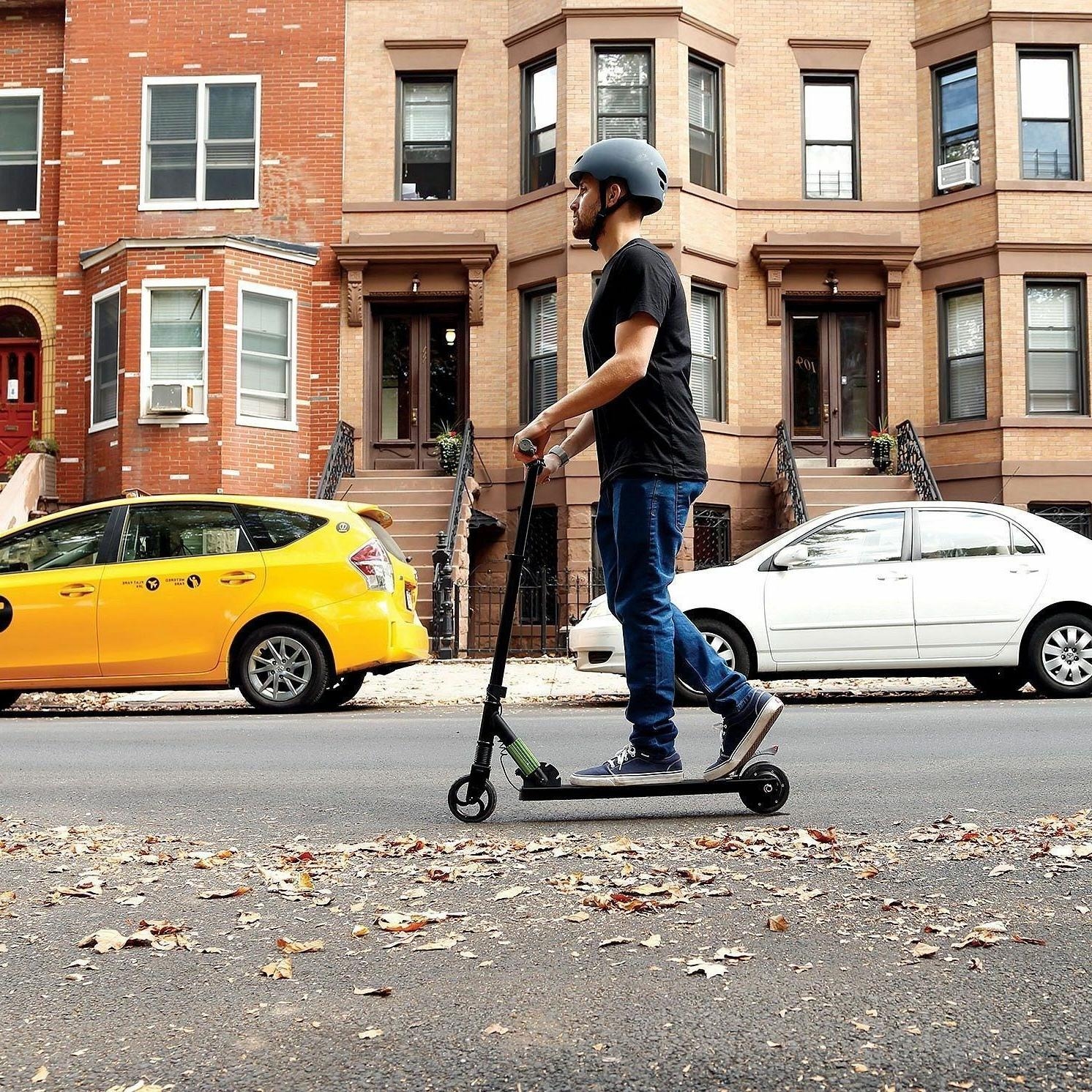 Jetson Scooter Lightweight Electric Scooter