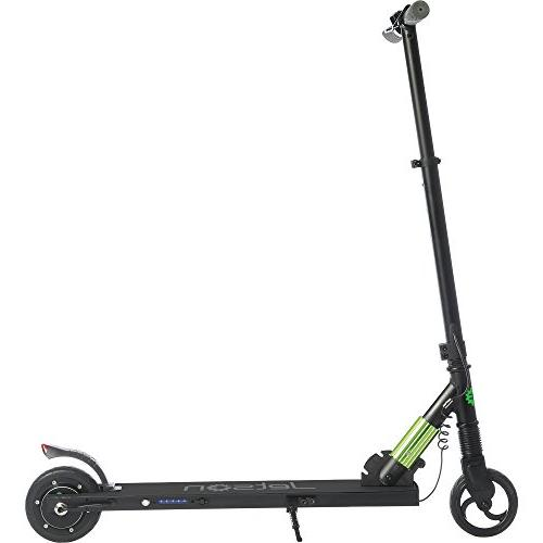 Jetson Cruise Folding Scooter with LED Status Ultra Frame It to Fold Carry, for & Teens