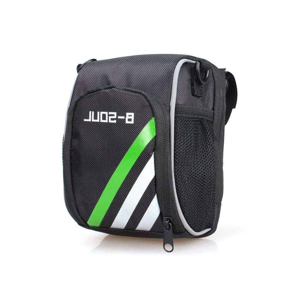 Cycling Bike <font><b>Scooter</b></font> Bicycle Front Bar Bag For