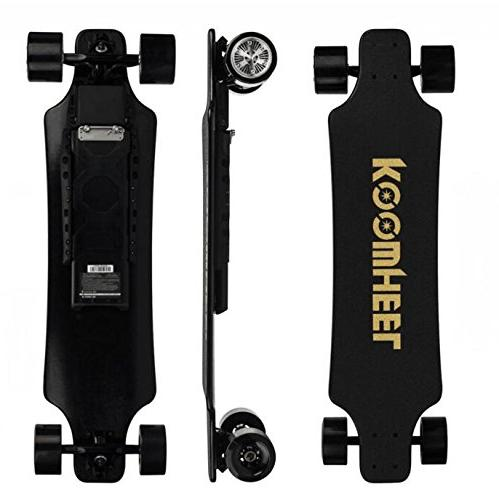 d3m 2nd generation electric longboard