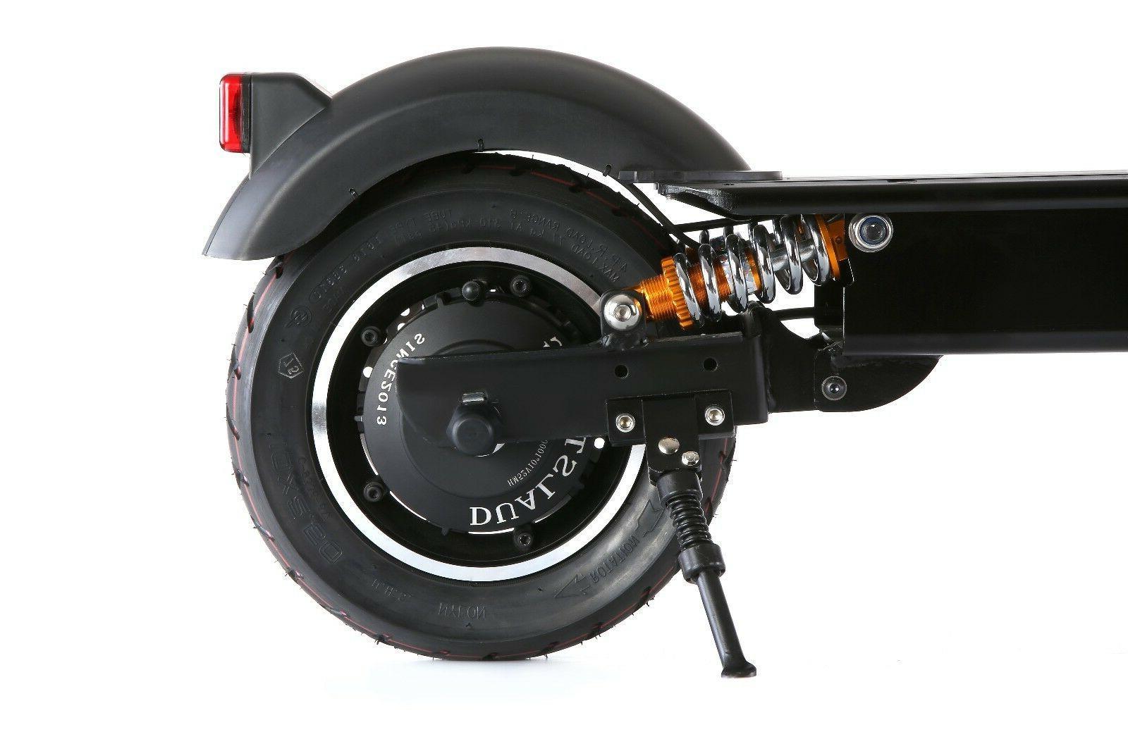 "NANROBOT D4+10"" 2000W Motor Foldable 60km Vehicle Citycoco"