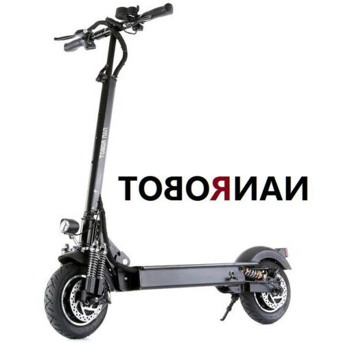d4 10 2000w dual motor electric scooter