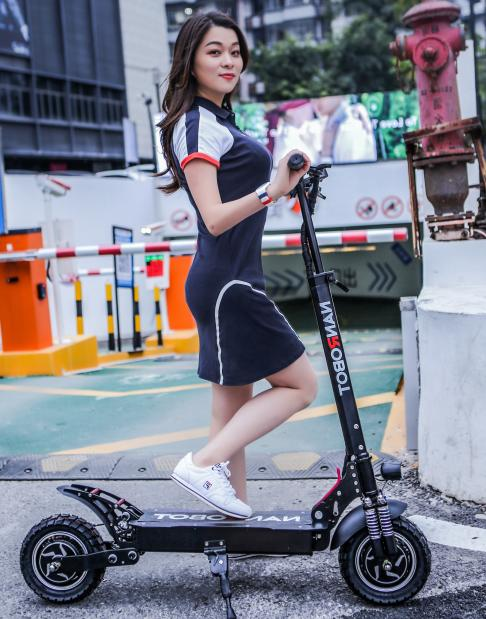 NANROBOT Foldable Electric Scooter motor Power US