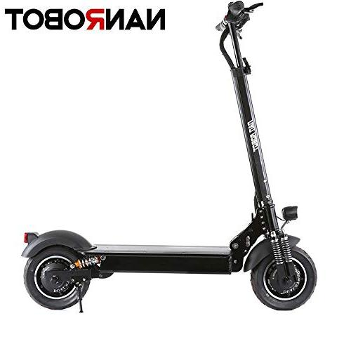 d4 motor powerful electric scooter